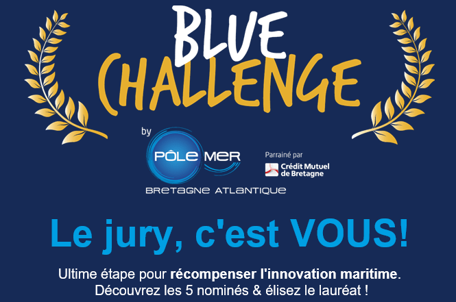 Blue challenge votez