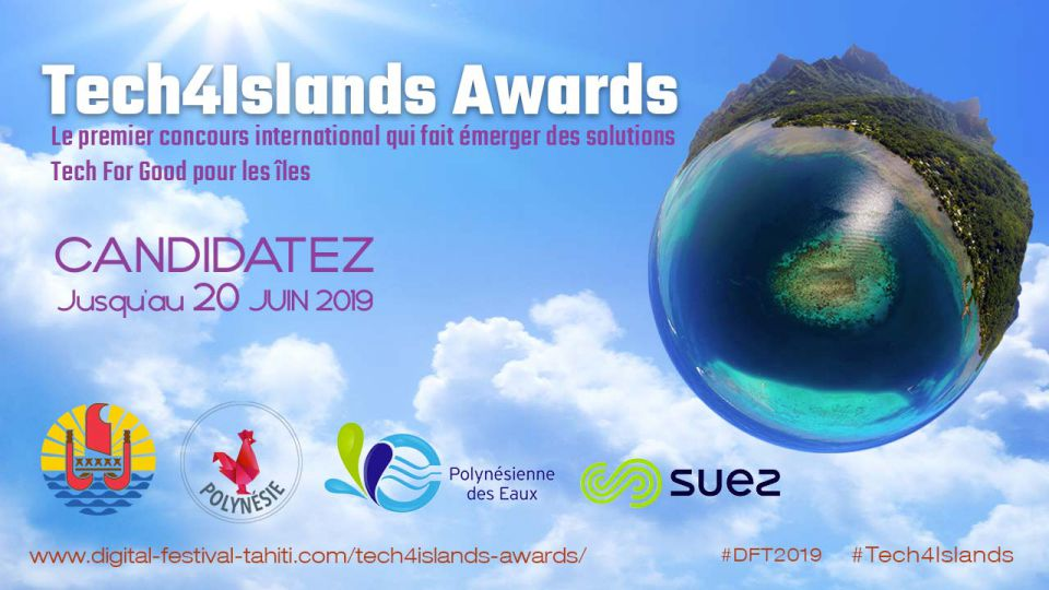 Tech4Islands Awards DFT2019 cover Slides