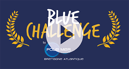 blue challenge laureat